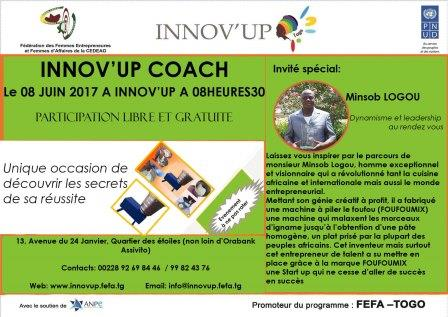 Innov'up coach